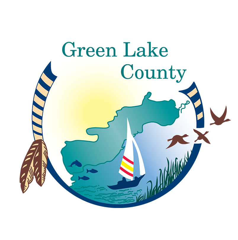 Green Lake County, WI Logo